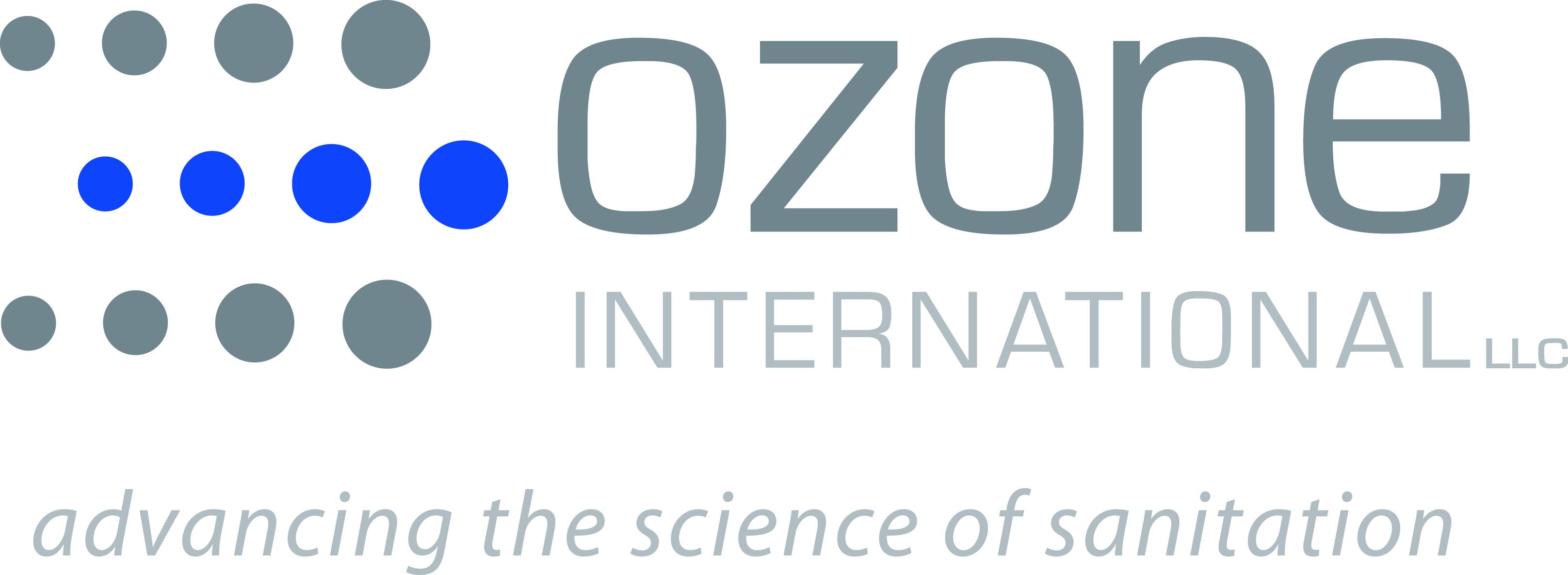 Ozone International Logo & Slogan